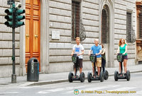 Florence sightseeing by segway