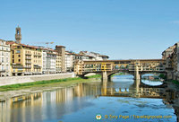"Ponte Vecchio or ""Old Bridge"""