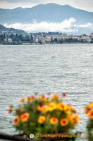 The beautiful Lake Maggiore