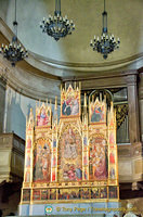 Triptych of the Assumption in Montepulciano duomo