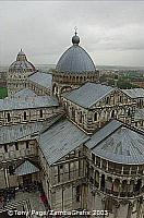 Rooftops of the Baptistry and Duomo