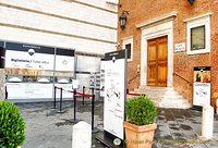 Ticket office for Siena Cattedrale