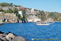 Sorrento harbour