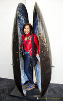 Storm Barrier at Neeltje Jans Deltapark
