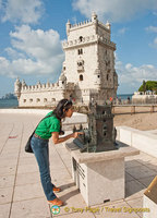 Lisbon's Waterfront Monuments