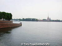 Neva River, St Petersburg