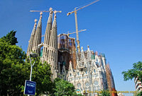 Barcelona - Gaudi and La Sagrada Familia
