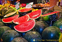 These melons are great for the Barcelona summer