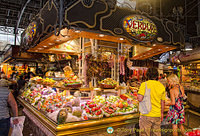 Verdure fruit shop