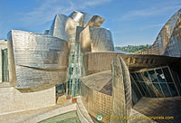 The Guggenheim Bilbao is one of the most admired architectural designs of this century