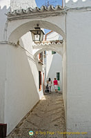 Beautiful archways in Carmona