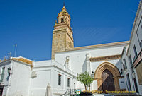 Originally a 15th century structure, San Bartolomé was rebuilt during the Baroque period