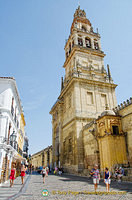 Bell Tower of the Mezquita