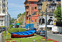 Getaria - famous for its fishing and Balenciaga Museum