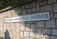 Winston Churchill Avenue