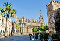 Seville Cathedral and La Giralda