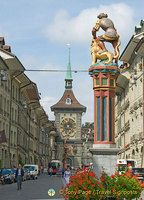 Berne Old Town